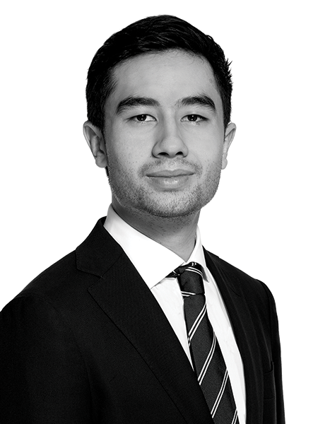 Jeremy Sim,Capital Markets – Institutional & International